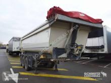 Semi remorque Schmitz Cargobull Benne acier 25m³ benne occasion