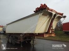 General Trailers Benne aluminium 24m³ semi-trailer used tipper