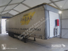 Fliegl tautliner semi-trailer Curtainsider Varios