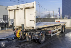 Samro RD 19 + BENNABLE/KIPPEN/KIPPBAR used other semi-trailers