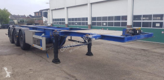 Semi reboque Tank Container Chassis Bpo 12-27 Ccxgx / 30ft. / 20ft. / ADR usado