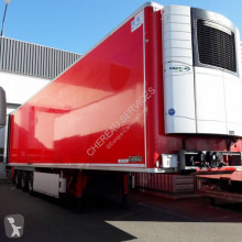 Chereau inogam semi-trailer used multi temperature refrigerated