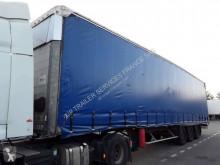 Semi reboque Schmitz Cargobull RIDEAUX COULISSANT REHAUSSABLE cortinas deslizantes (plcd) usado