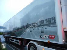 Chereau inogam semi-trailer used mono temperature refrigerated