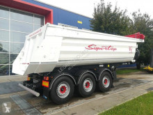 TecnoKar Trailers semi-trailer new construction dump