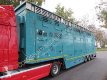Pezzaioli SBA31U semi-trailer used cattle