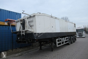Tipper semi-trailer Tipper 43m3 / Liquid Closed / SAF Disc / Lift axle