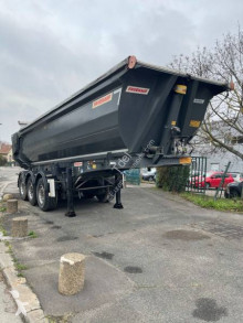Fruehauf FST4FC semi-trailer used scrap dumper