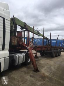 Diebolt Non spécifié semi-trailer used timber