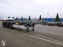 Trailer Krone Box Liner SDC 27 eLTU4 tweedehands chassis