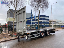 Samro open laadbak trailer used flatbed