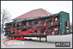 Semi remorque Krone 5er Paket Megatrailer, verladen, 2010 bis 2011 savoyarde occasion