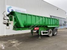 Fruehauf construction dump semi-trailer df33c
