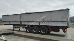 Pezzaioli PEZZAIOLI semi-trailer used tipper