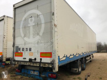 Fruehauf plywood box semi-trailer Grand Volume
