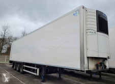 Frappa semi-trailer used multi temperature refrigerated