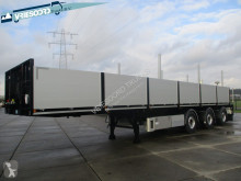 KWB flatbed semi-trailer 3-asser