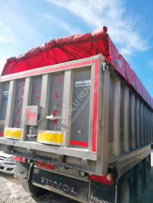 Tisvol Basculante Costillas semi-trailer used tipper