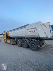 Fliegl Non spécifié semi-trailer used half-pipe
