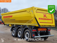 Semi remorque benne Kässbohrer 25m3 Steel Tipper *New Unused* Liftaxle