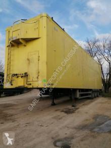 Serrus semi-trailer used moving floor