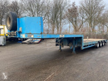Trailer TSR 3.SON-18-30.1N - 3 AS + HYDRAULISCHE KLEP + REMOTE CONTROL tweedehands dieplader