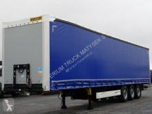 Полуприцеп тентованный Wielton CURTAINSIDER/STANDARD / LIFTED AXLE/TIRES 80 %