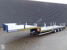 Kässbohrer LB3 DIEPLADER / LOWLOADER / SEMI / semi-trailer used heavy equipment transport