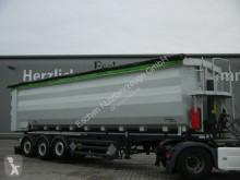 Stas S 300CX, Stahl, 55m³,IRON-TRAILER 10.5,Luft-Lift semi-trailer used tipper