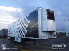 Sættevogn Schmitz Cargobull Frigo Mega Double étage køleskab brugt