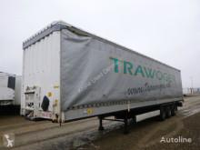 Krone Profi Liner semi-trailer used tarp