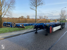 Krone 3-Axle Multi Chassis / BPW / NL Trailer / APK- 12-2021 semi-trailer used container