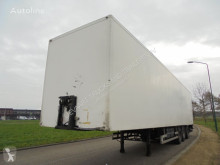 Semi remorque fourgon Pacton 3-Axle Box / Steering / Loadig Lift / APK / NL Trailer