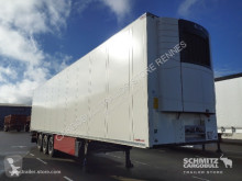Schmitz Cargobull Frigo Mega Double étage semi-trailer used refrigerated