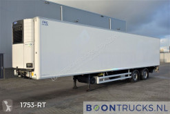 Chereau INOGAM + CARRIER VECTOR | 2 x STEERING AXLE * TAILLIFT * MULTITEMP semi-trailer used mono temperature refrigerated