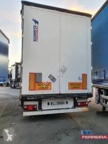 Semitrailer skjutbara ridåer (flexibla skjutbara sidoväggar) Schmitz Cargobull S01