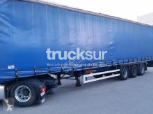 Lecitrailer 3 E20 semi-trailer used tautliner
