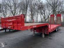 Nooteboom 3 AS - EXTANDABLE 5 METER + HYDRAULISCHE KLEPPEN semi-trailer used heavy equipment transport