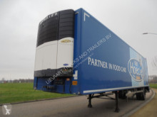 HTF 1-Axle City Fridge / Carrier Vector 1850 / NL / APK semi-trailer used refrigerated