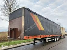 Náves plachtový náves Schmitz Cargobull 3-Axle Tautliner / SAF Axles / Drumbrakes / APK / NL