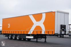 Tautliner semi-trailer KASSBOHRER FIRANKA / MULTI LOCK / CERTYFIKAT XL