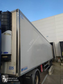 Frappa Châssis MERKER semi-trailer used mono temperature refrigerated