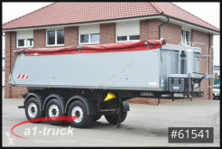 Carnehl CHKS/AL 24m³ Alu,Thermo,Lift Tüv 07/21 semi-trailer used tipper