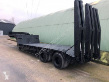 ACTM 45T semi-trailer used heavy equipment transport