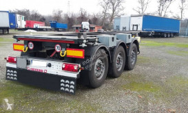 Semitrailer Viberti Portacontainer con attacchi TWIST containertransport begagnad