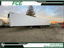 Lamberet SR2L/CARRIER VECTOR *ACCIDENTE*DAMAGED*UNFALL* semi-trailer damaged refrigerated