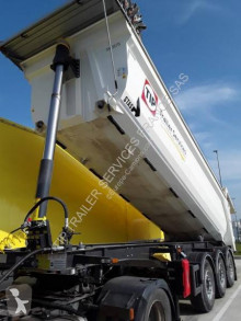 Semi remorque benne TP Stas Benne Acier 24,5 m3