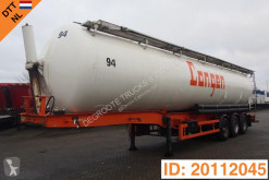 Trailer Benalu Bulk silo 62 cub tweedehands tank