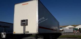 Полуприцеп фургон фургон с покрытием polyfond Fruehauf