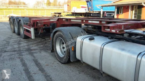 Semitrailer OMT Portacontainer allungabile containertransport begagnad